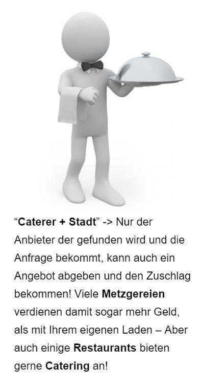 Caterer-SEO in  Nürnberg