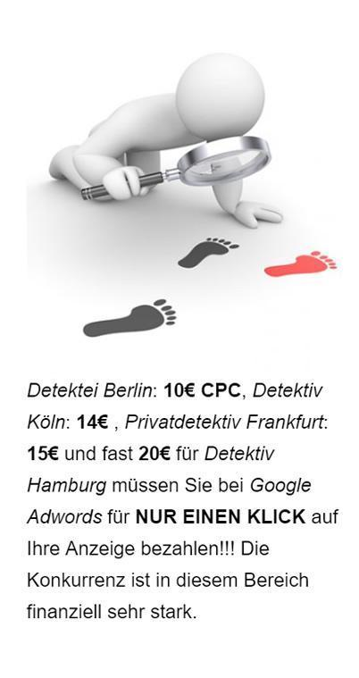 Detektiv SEO in Lütjenburg