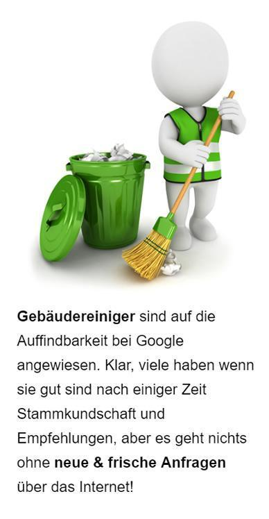 Marketing für Gebäuderreiniger in  Rohr