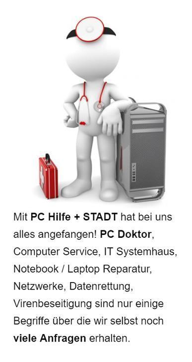 PC, Computer IT-Service SEO aus  Halstenbek