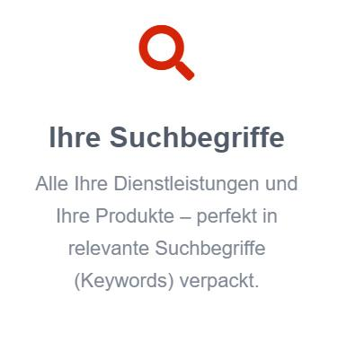 Online Marketing Agentur mit regionalen Keywords in Stelle